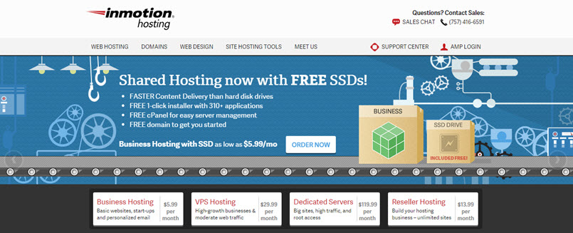 inmotionhosting-homepage